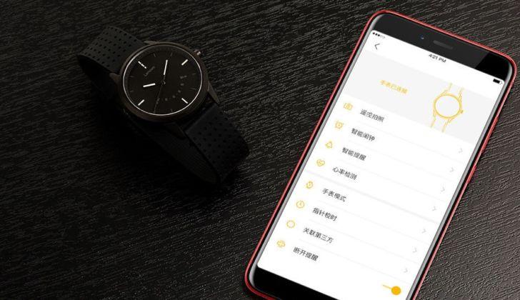 Lenovo Watch 9 - Autonomía y conectividad