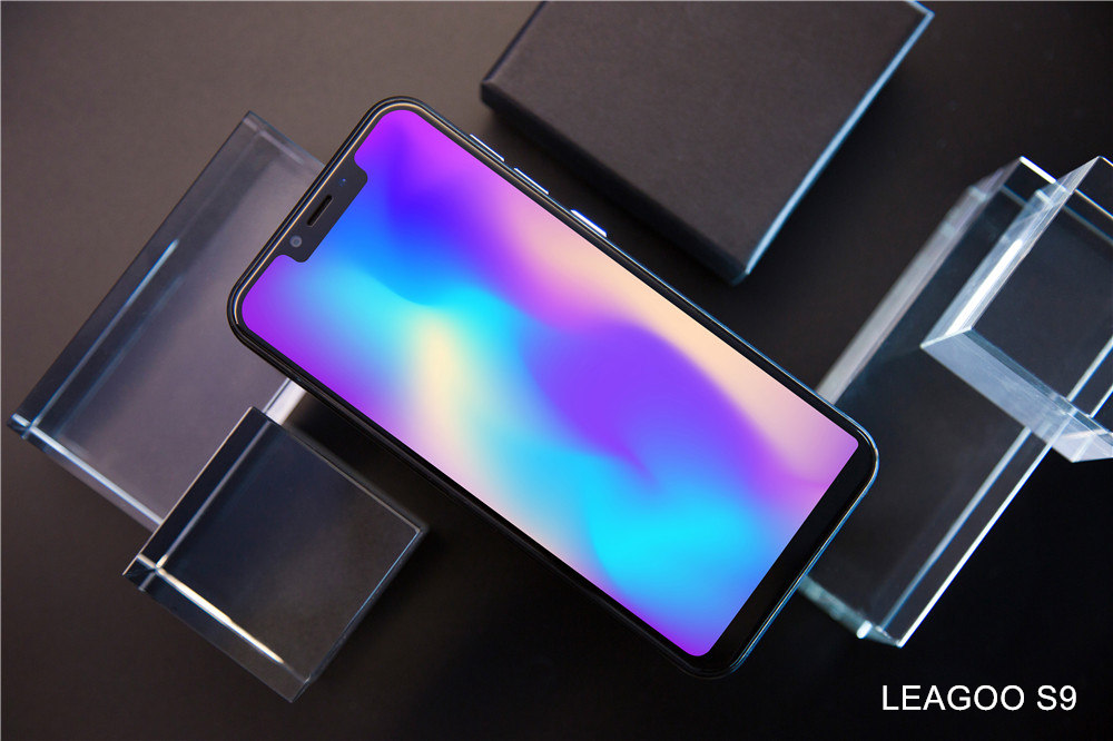 LEAGOO S9 - Diseño