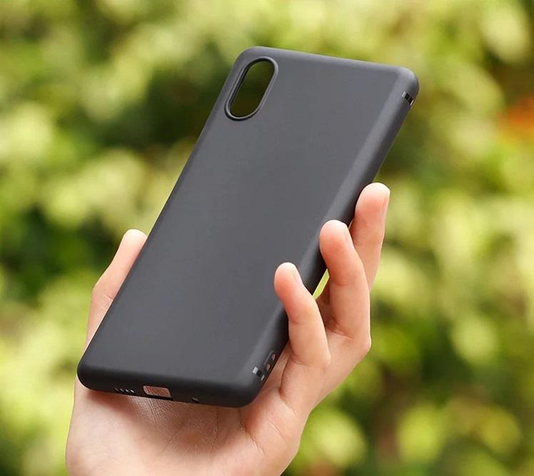 Filtración exclusiva - ¿Un case protector del Xiaomi Mi 7?