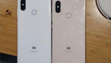 Imágenes reales de dos terminales Xiaomi - Filtración Mi 7