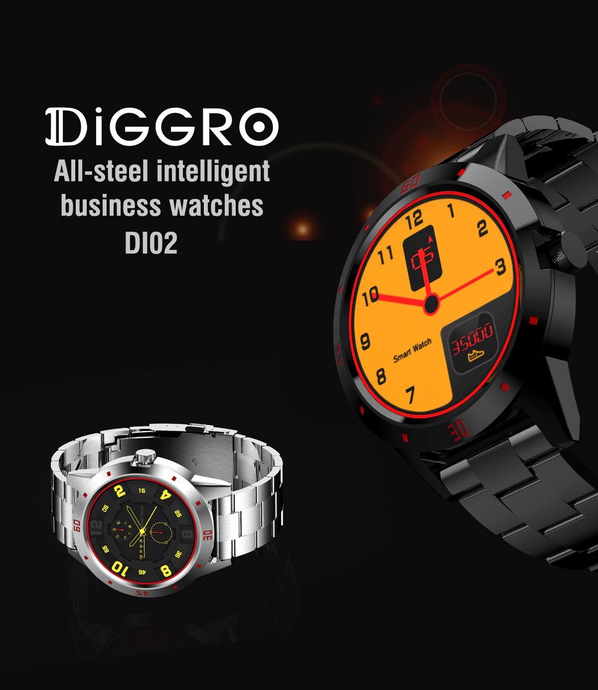 Diggro DI02 introducción