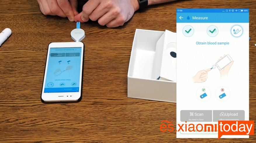 Xiaomi iHealth Smart Gluose Meter Análisis - Conclusión