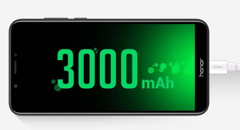 Huawei honor 7C - Batería