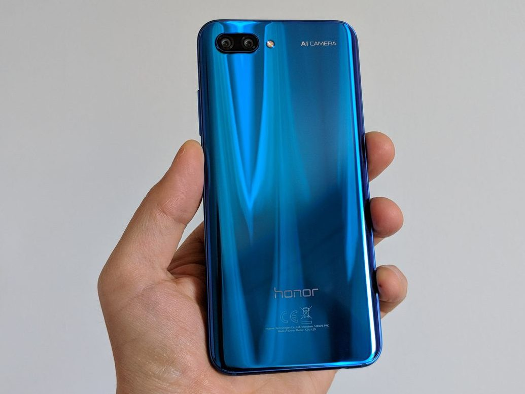 Huawei Honor 10 - Hardware