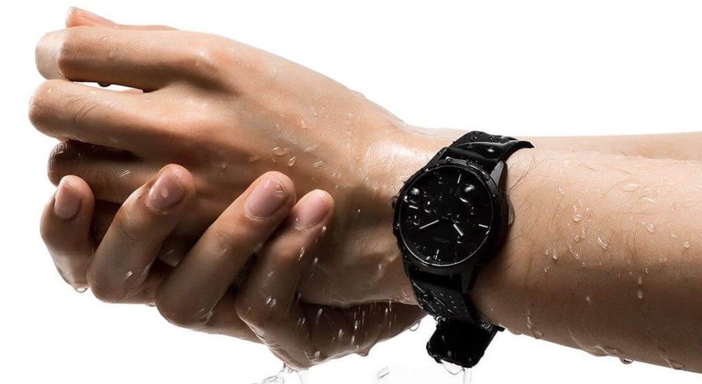 Lenovo Watch 9 - Resistencias