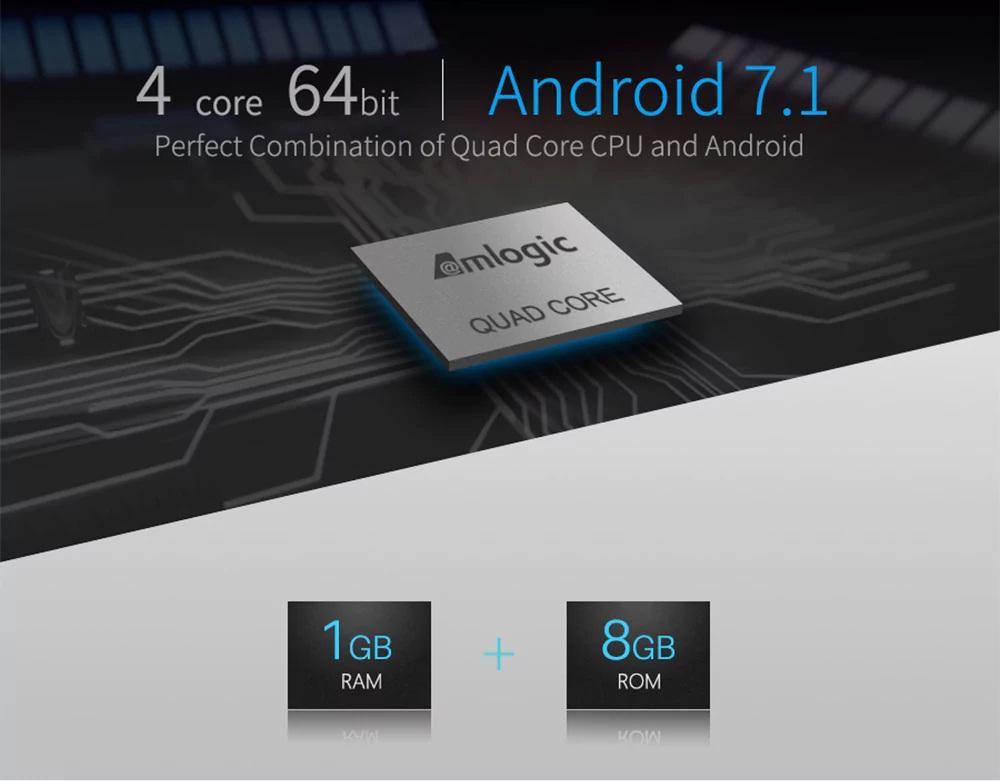 Mecool M8S Plus hardware