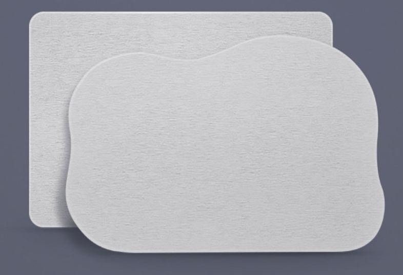 Xiaomi Bathroom Carpet Materiales
