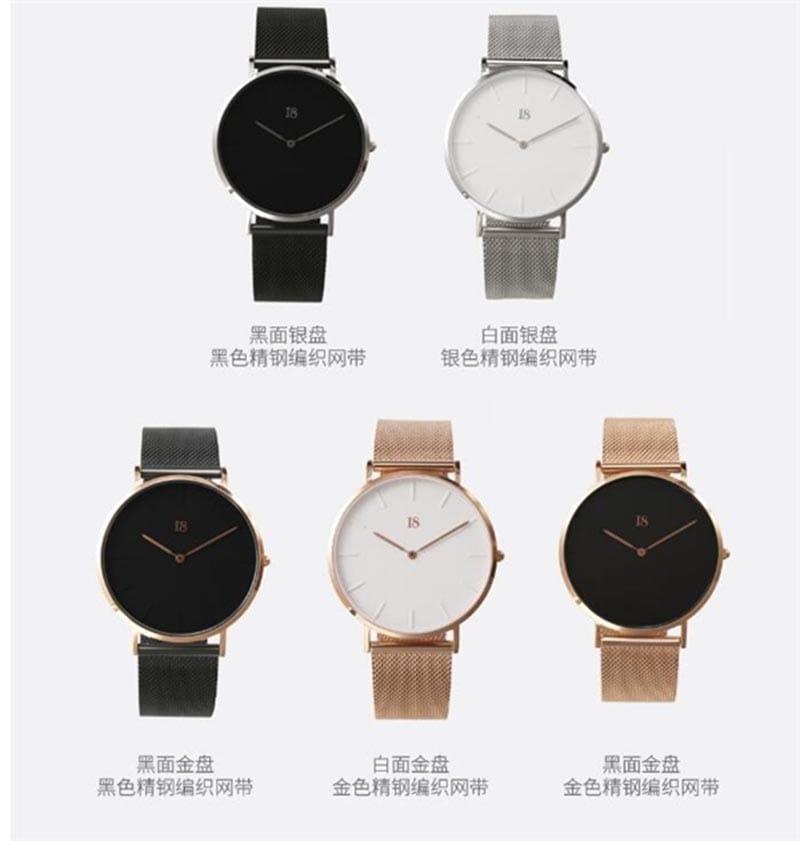 Nuevo modelo del reloj Xiaomi I8