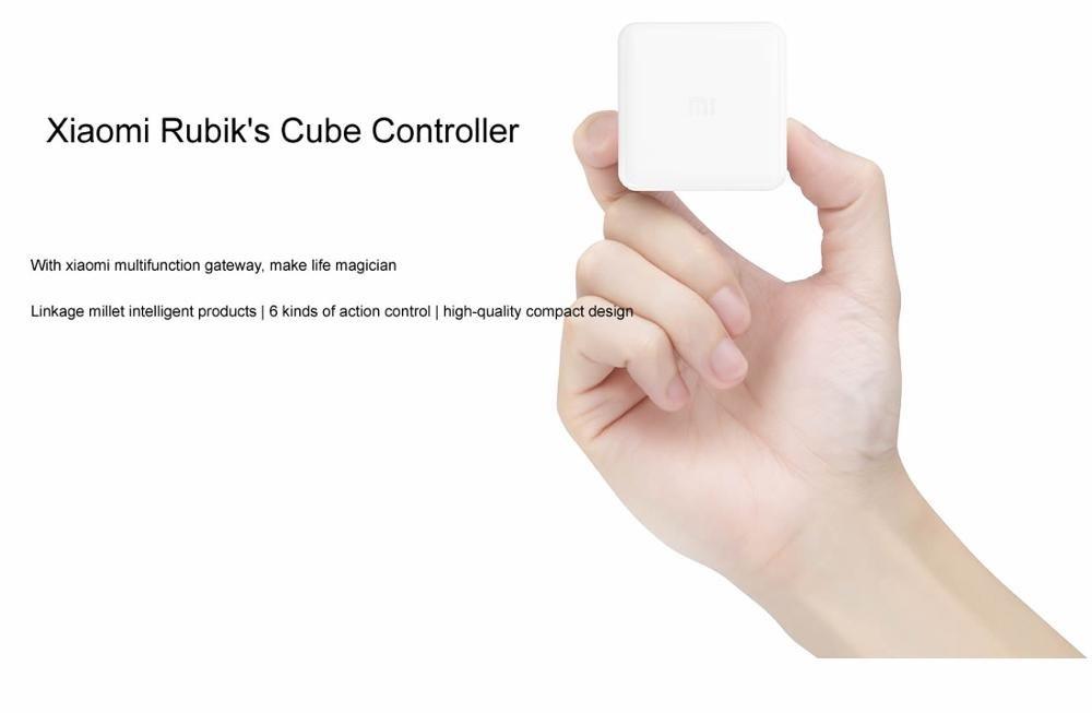 Xiaomi Mi Magic cube introducción