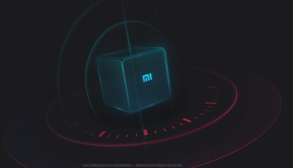 Xiaomi Mi Magic cube sincronización