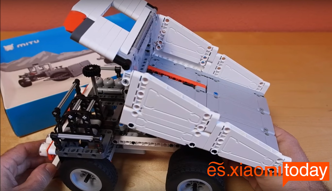 Xiaomi Mitu Block Mining Truck Análisis - Conclusiones finales