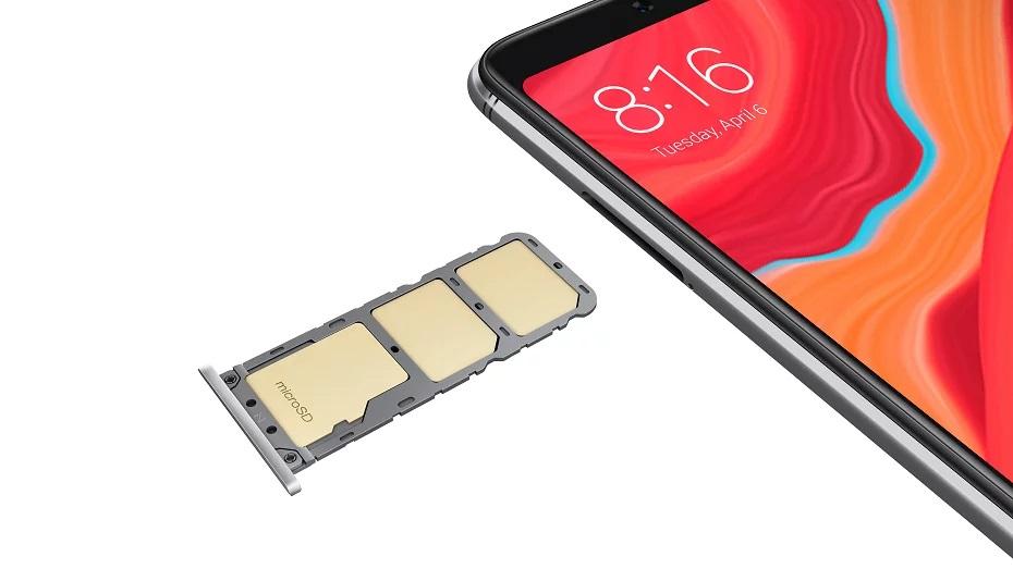 Xiaomi Redmi S2 - Software y conectividad
