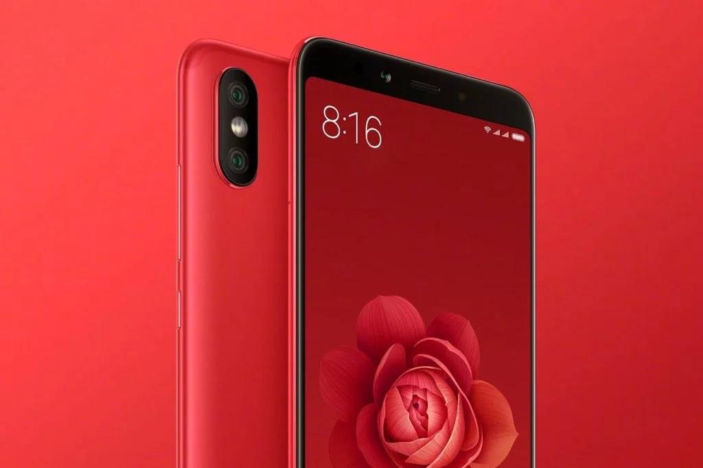 Xiaomi Redmi S2 supuesto diseño