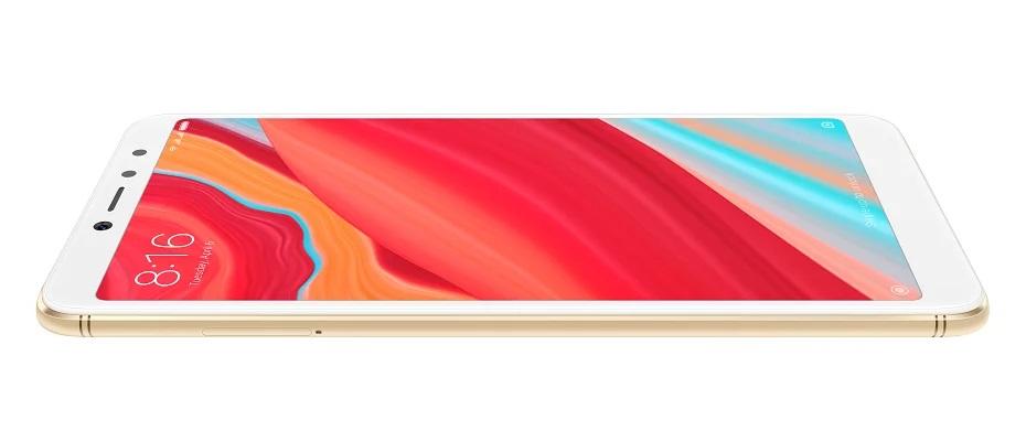 Xiaomi Redmi S2 - Diseño