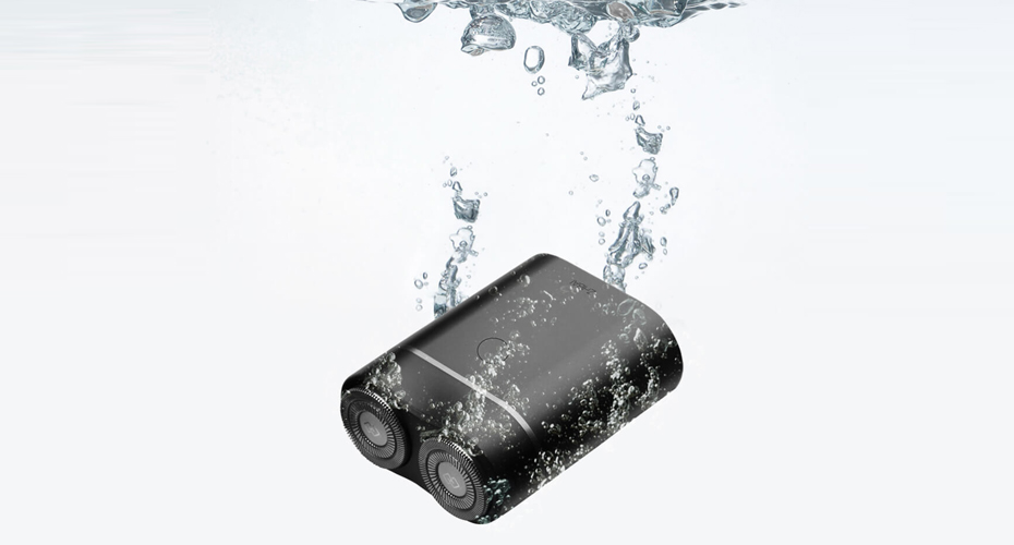 Xiaomi ZHIBAI Electric Razor Resistencia al Agua