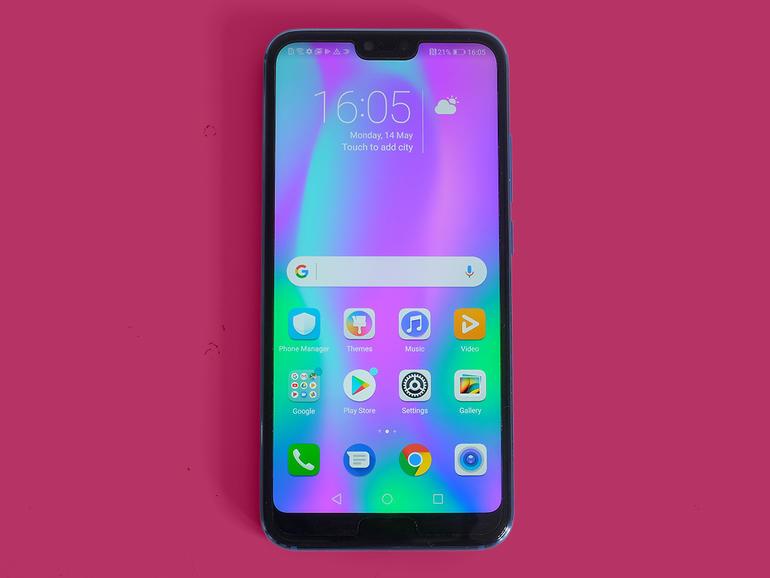 Huawei Honor 10 - Pantalla