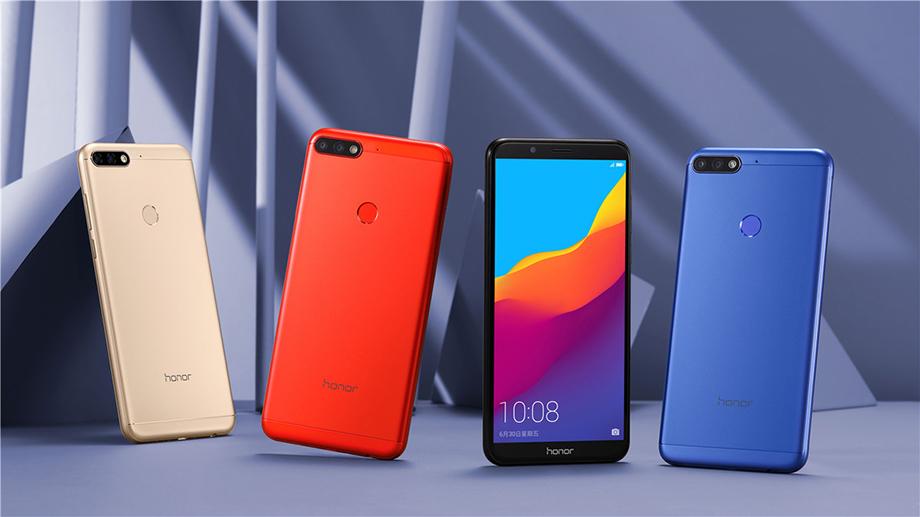Huawei honor 7C - Presentación