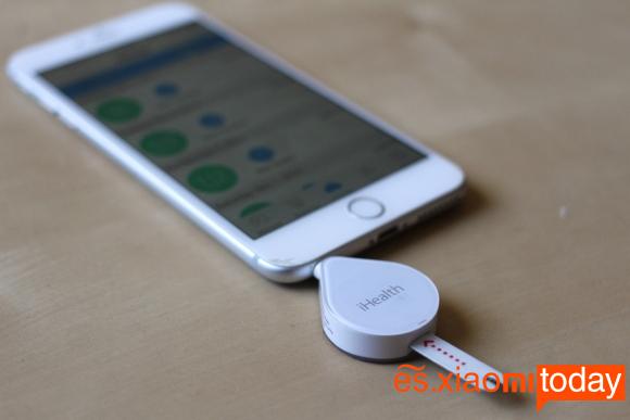 Xiaomi iHealth Smart Glucose Meter Análisis - Glucómetro portátil