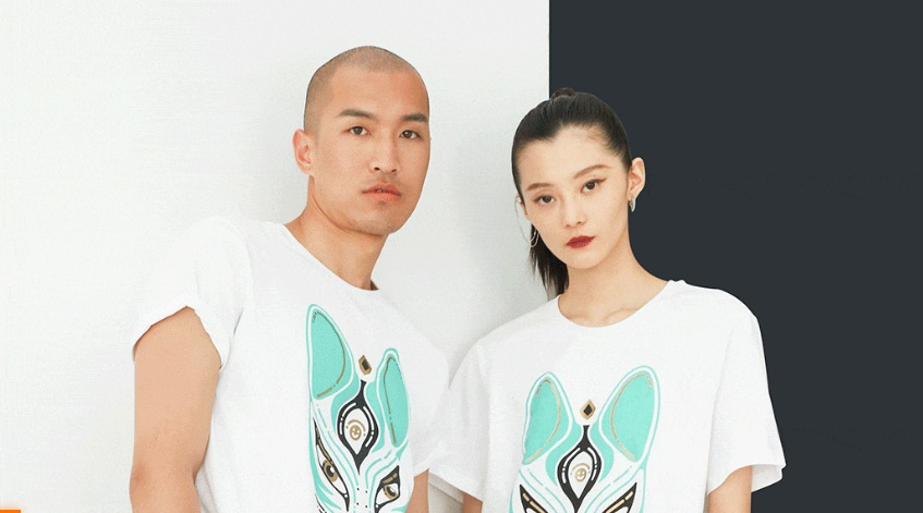 línea de vestir Xiaomi franelas