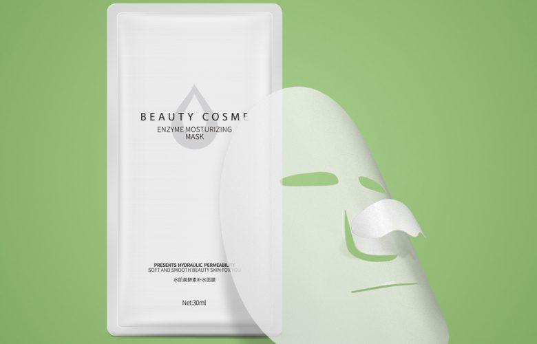 Mascarilla facial hidratante Xiaomi Beauty Cosme Enzyme