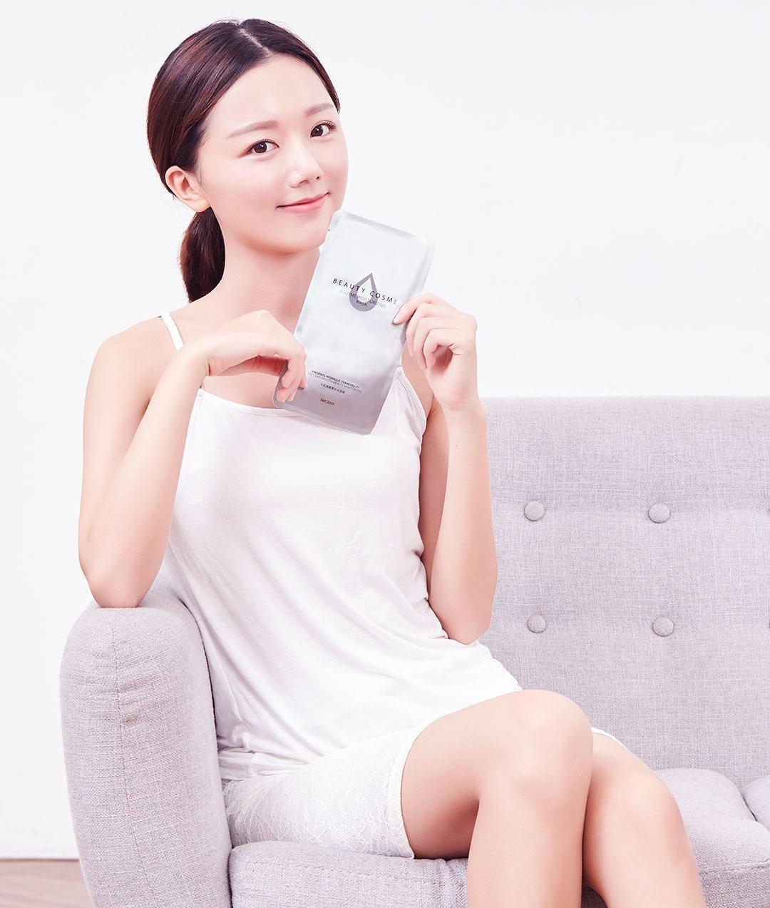 Mascarilla facial hidratante Xiaomi Beauty Cosme Enzyme - Especificaciones