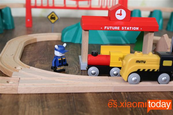 Xiaomi Mitu Track Building Block Análisis - Características
