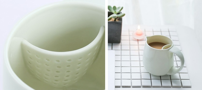 Xiaomi Belly Tea Porcelain Cup - Diseño