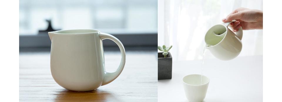 Xiaomi Belly Tea Porcelain Cup - Materiales y construcción