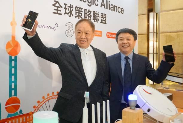 Acuerdo de Xiaomi con CK Hutchinson Holdings