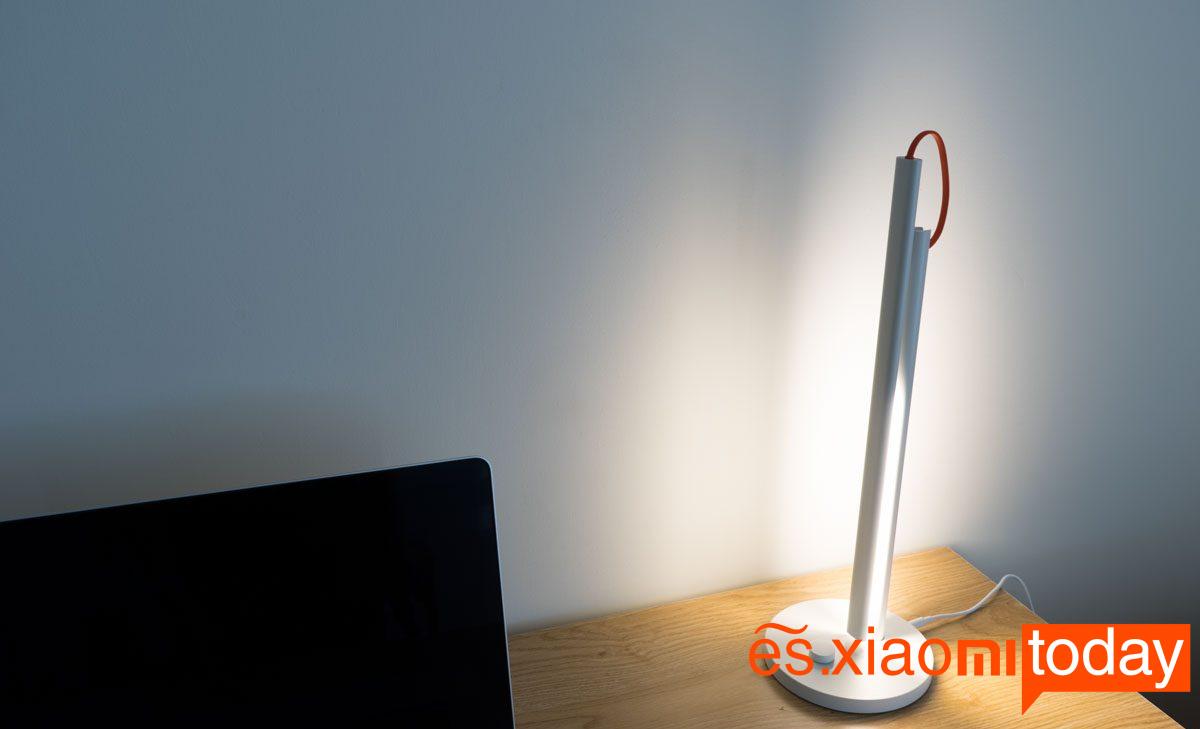 Xiaomi Mi Smart LED Desk Lamp Análisis - Estupenda iluminación para cada ocasión
