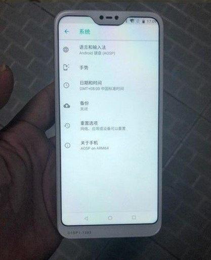 Xiaomi Redmi 6 especificaciones