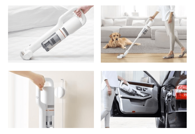 Xiaomi Roidmi Handheld Wireless Vacuum Cleaner análisis
