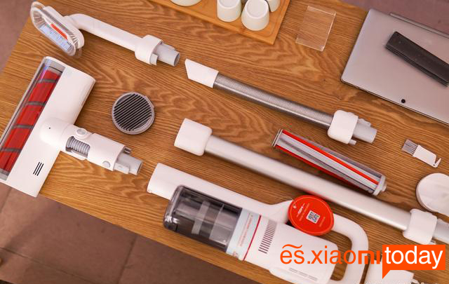 Xiaomi Roidmi Handheld Wireless Vacuum Cleaner accesorios