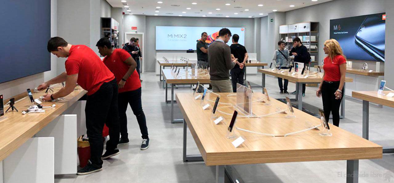 Tienda Xiaomi en España