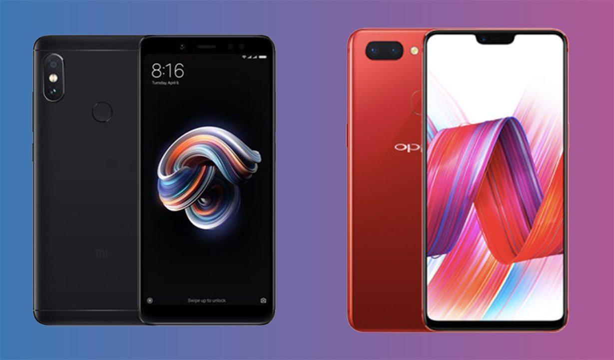 Xiaomi supera a OPPO en el 1T 2018