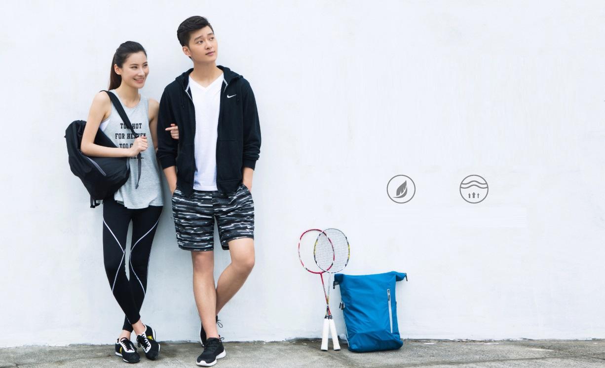 Xiaomi Mi 90fen Backpack - Diseño y construcción