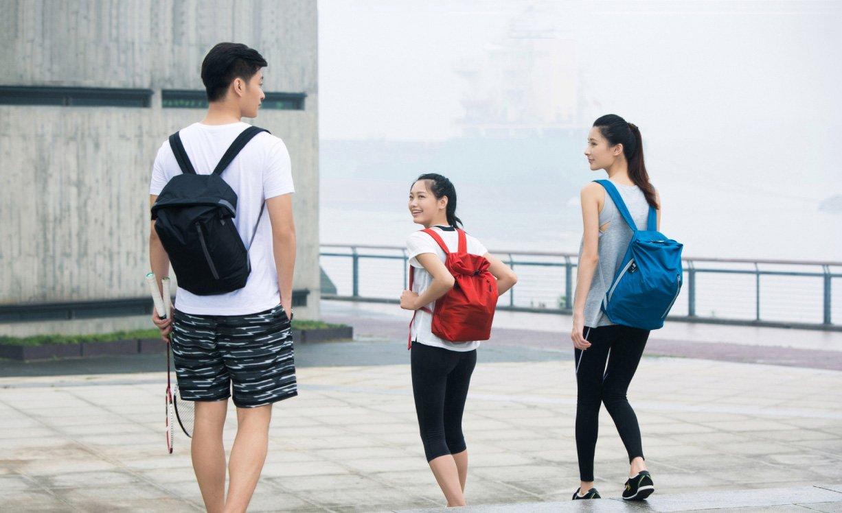 Xiaomi Mi 90fen Backpack - mochila compacta y multifuncional