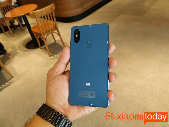 Xiaomi Mi 8 SE Análisis - Especificaciones