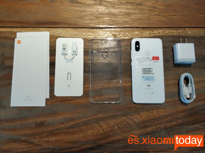 Xiaomi Mi 8 Análisis - Primeras impresiones