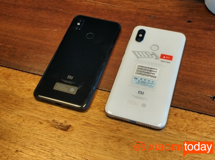 Xiaomi Mi 8 Análisis - Diseño