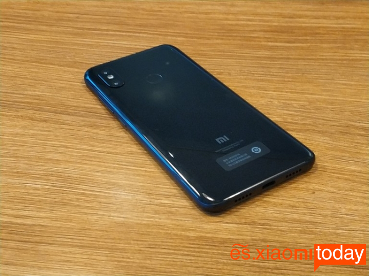 Xiaomi Mi 8 Análisis - Software