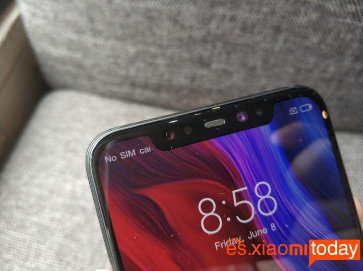Xiaomi Mi 8 Análisis - Conectividad