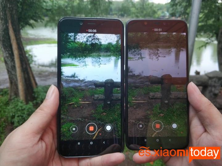 Xiaomi Mi 8 Análisis - Cámaras