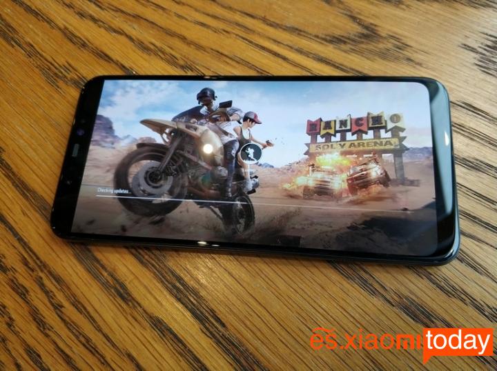 Xiaomi Mi 8 Análisis - Hardware y rendimiento