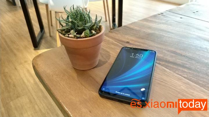 Xiaomi Mi 8 Análisis - conexiones inalámbricas