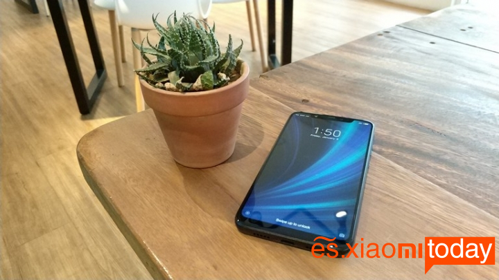 Xiaomi Mi 8 Análisis - Audio