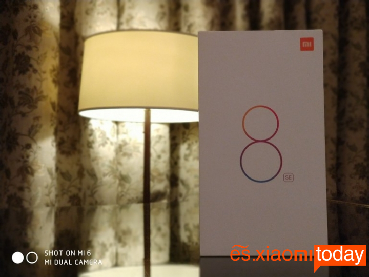 Xiaomi Mi 8 SE Análisis - Buque insignia de gama media