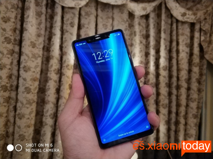 Xiaomi Mi SE 8 características