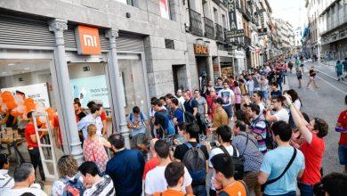 Tiendas Xiaomi en España