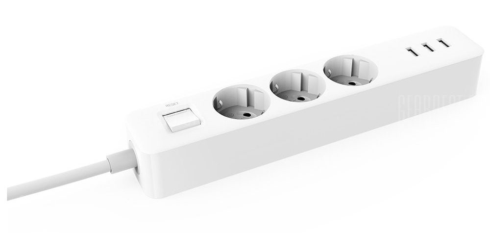 Xiaomi Mi Power Strip Versión Europea - Introducción